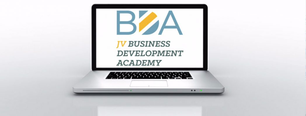 "<a href=""http://kueselconsulting.com/jvbdacademy/"" target=""_blank"">Explore the potential of client and business development early in your career.</a>"